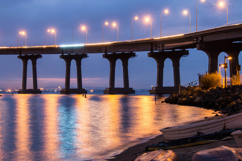 Coronado Bridge photo