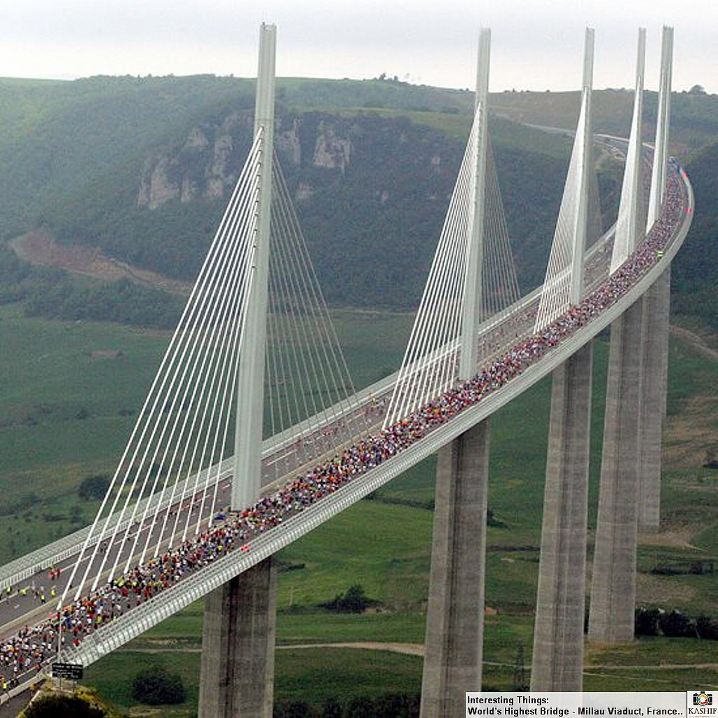 Millau Bridge photo