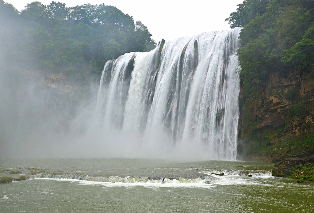 Huangguoshu Waterfall photo