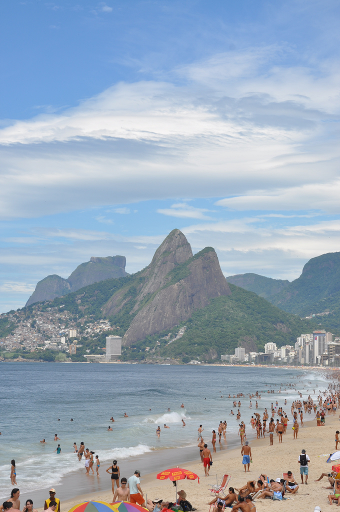 Ipanema Beach photo