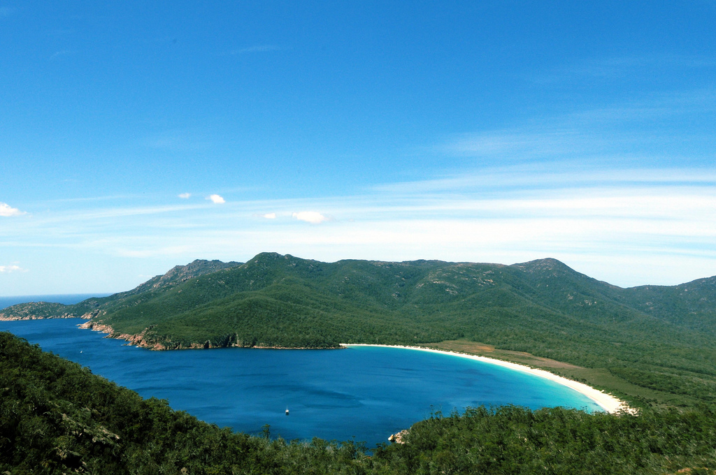 Wineglass Bay photo
