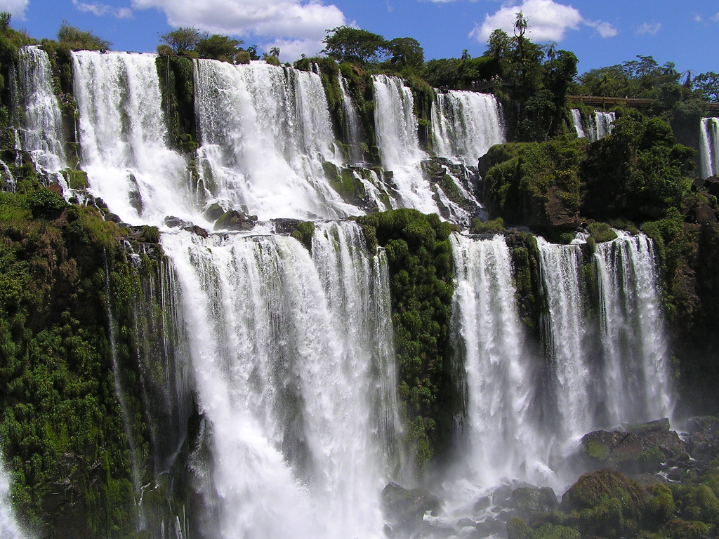 Iguazu Waterfalls photo