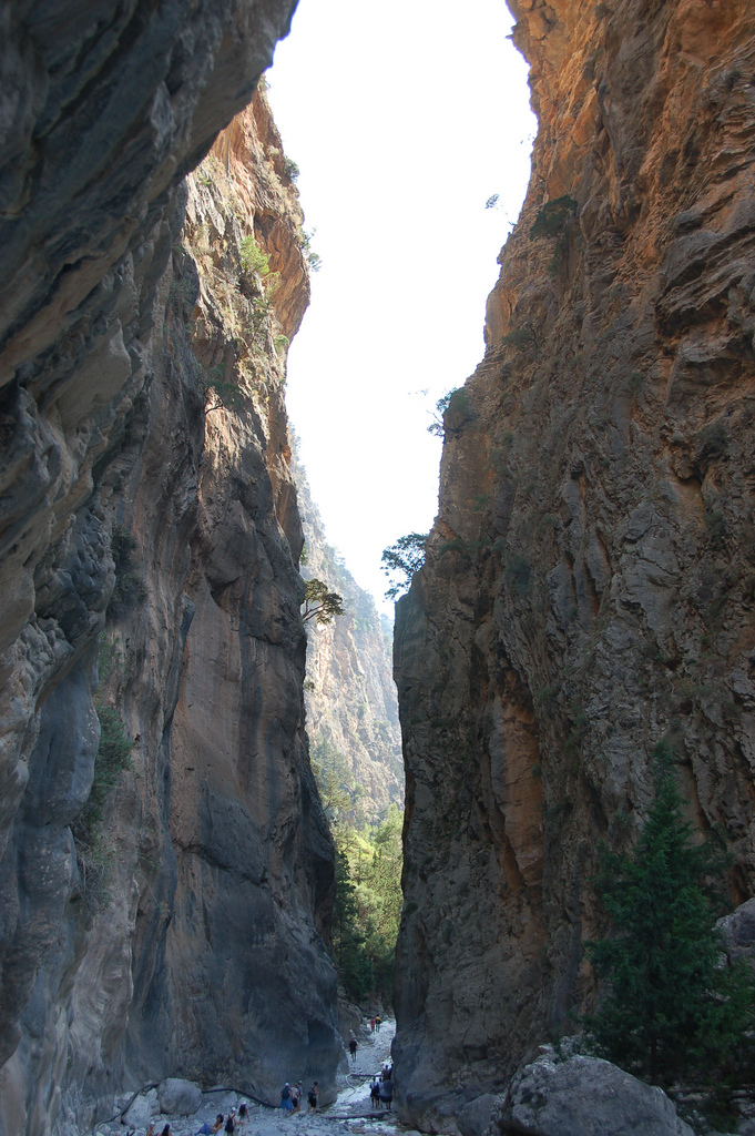 Samaria Gorge photo