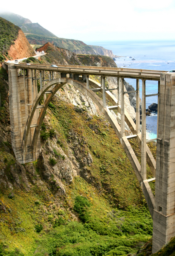 Bixby Creek Bridge photo