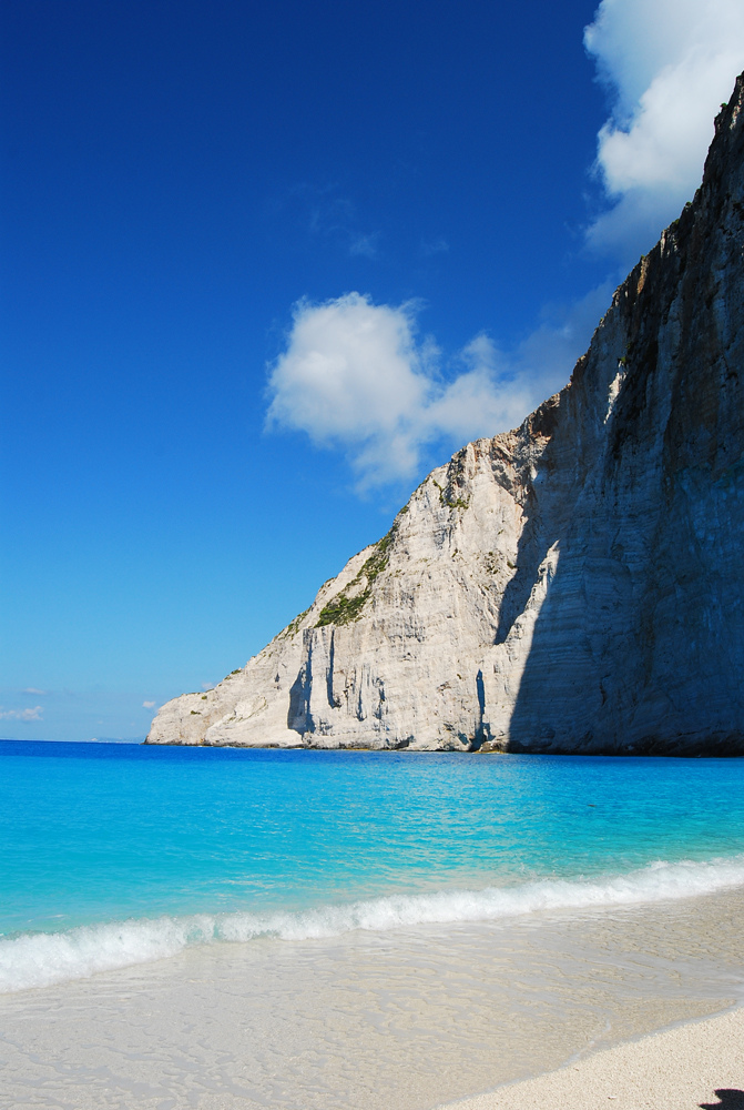zakynthos beach photo