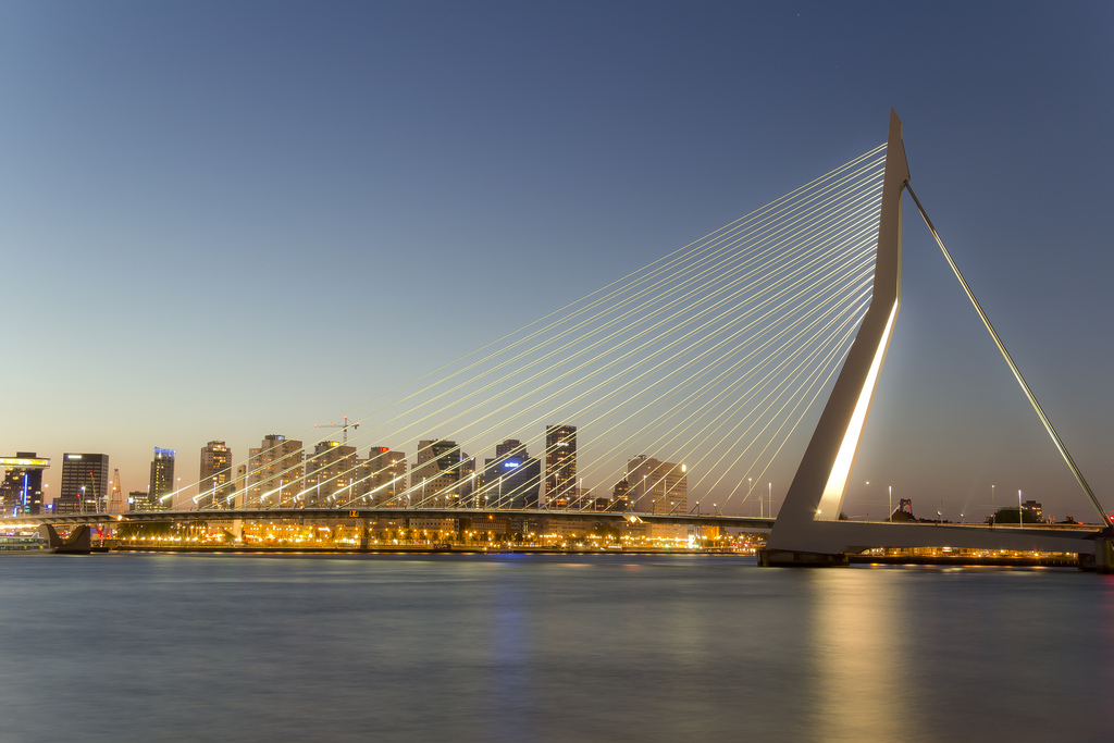 Erasmus Bridge photo