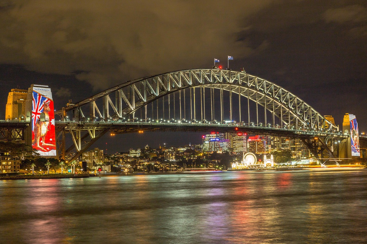 Sydney Harbour Bridge photo