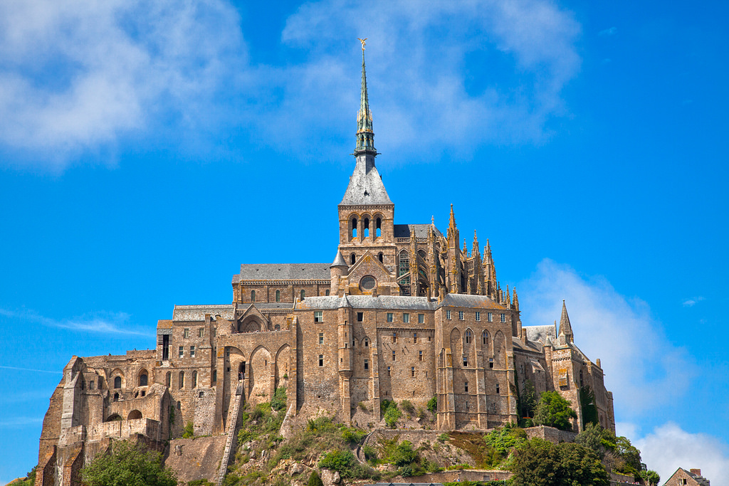 Mont Saint-Michel photo