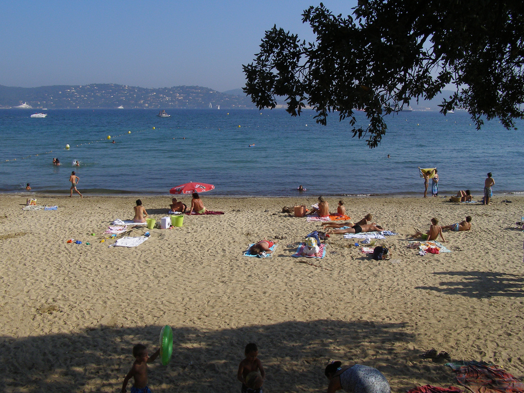 Port Grimaud Beach photo