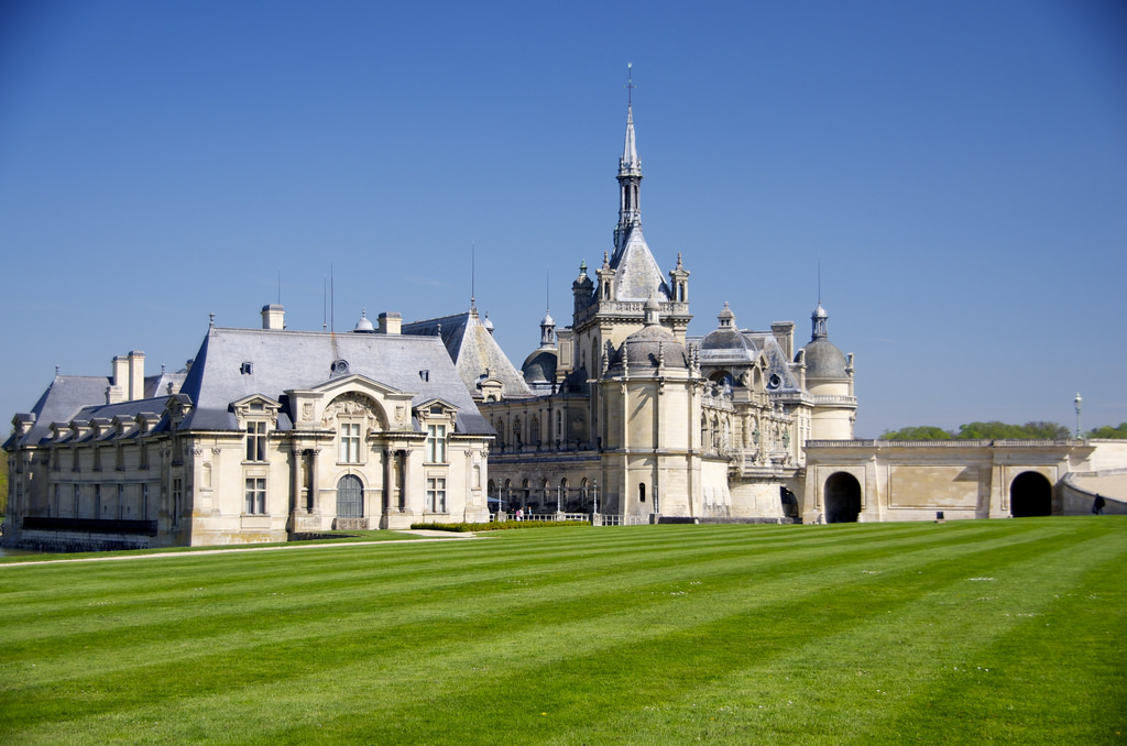 Chateau de Chantilly photo