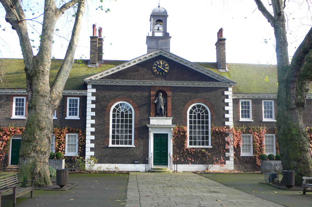 The Geffrye Museum photo