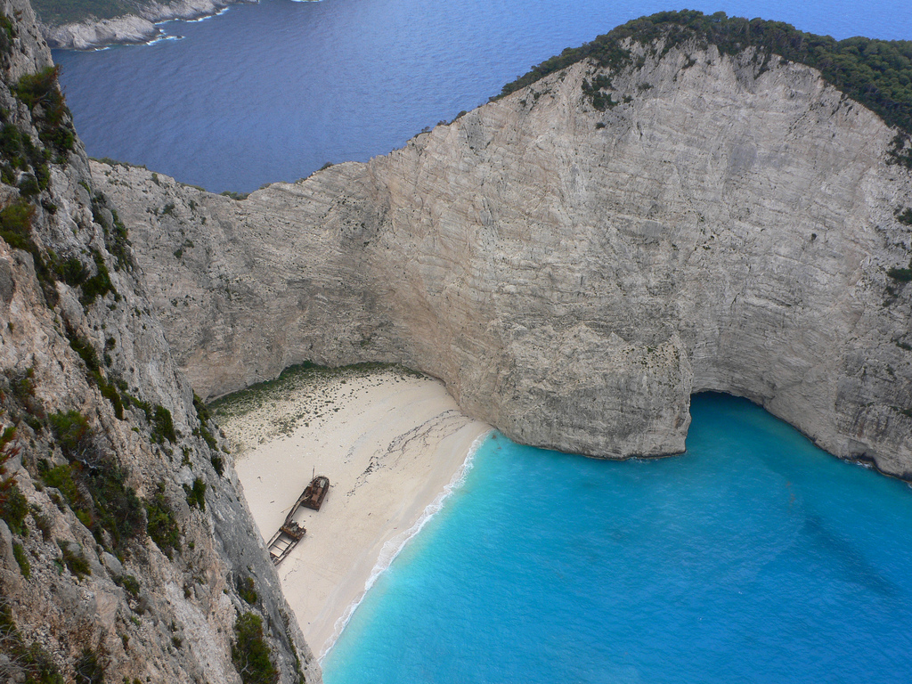 Navagio Beach photo