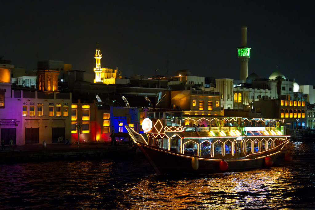 evening dhow cruise photo