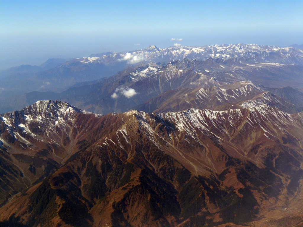 Indian Himalayas photo