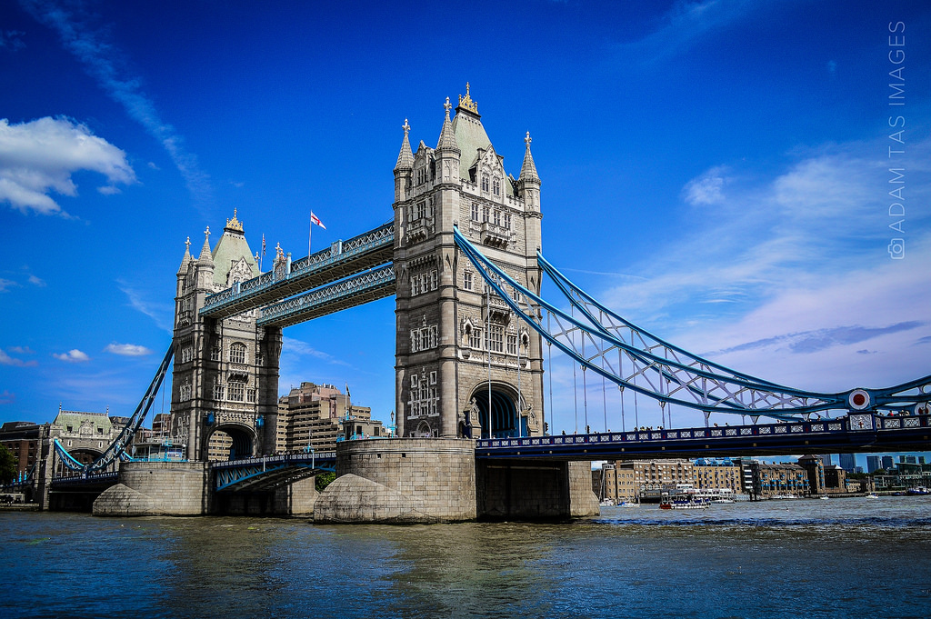 Tower Bridge of London photo