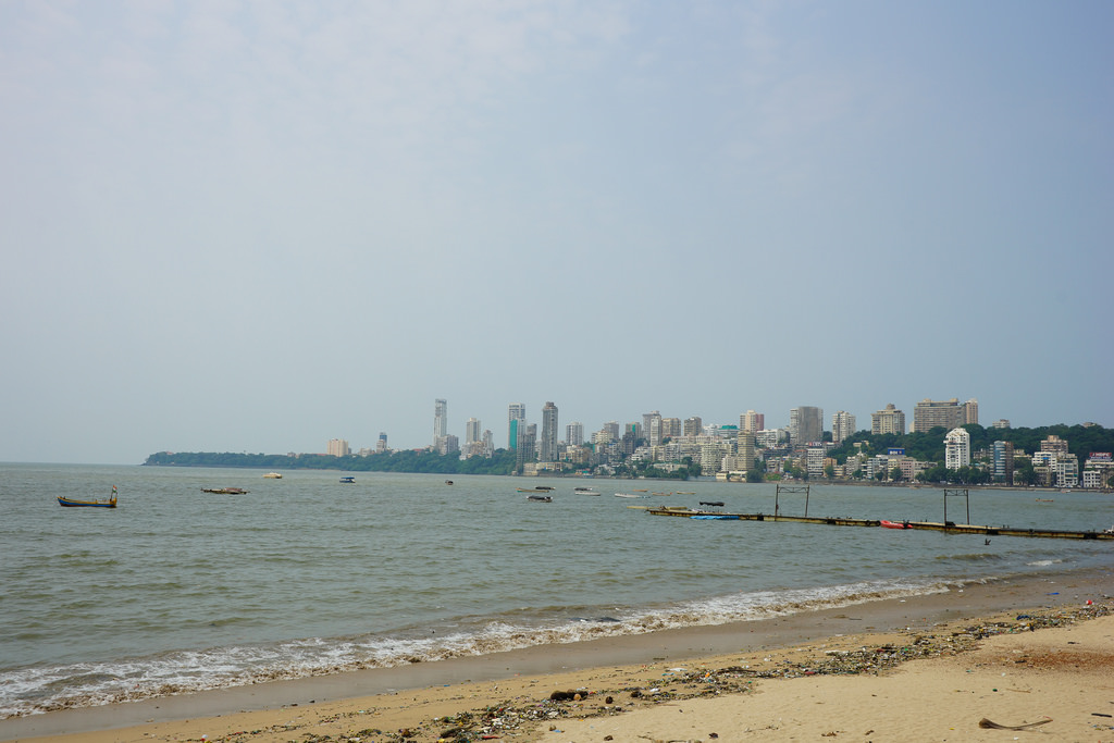 Chowpatty Beach photo