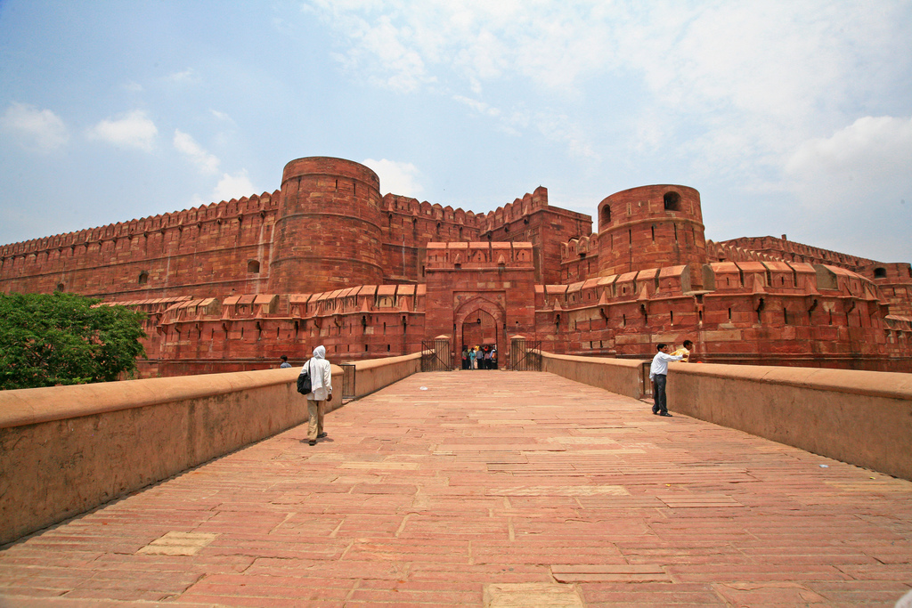 The Red Fort photo