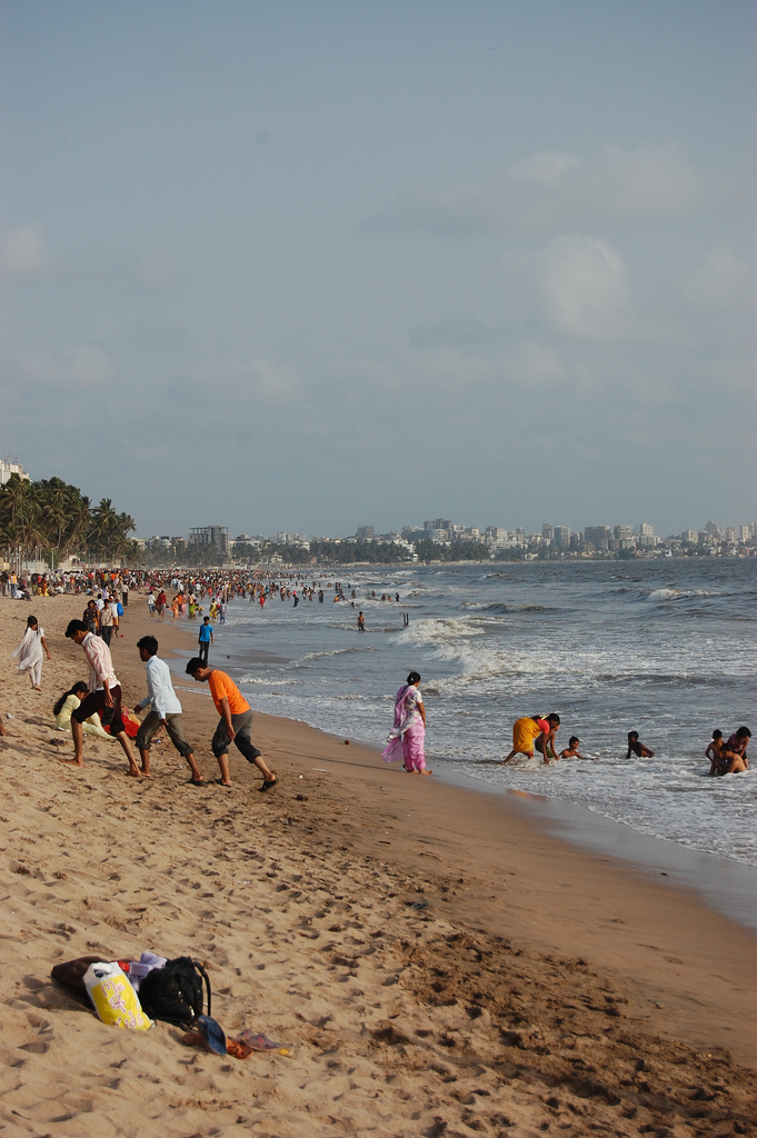 Juhu Beach photo