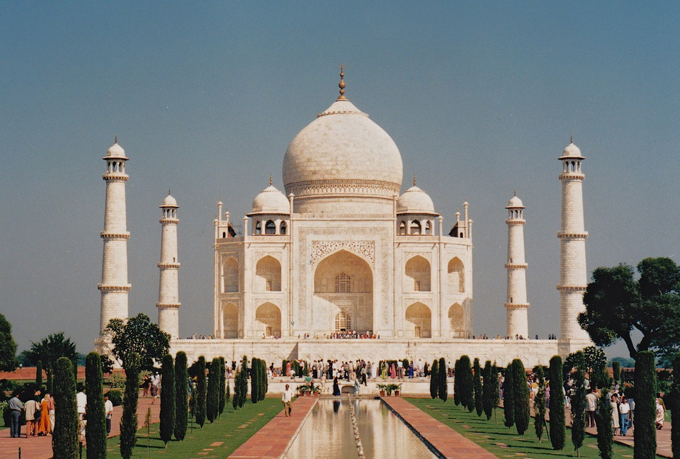 Taj Mahal Facts