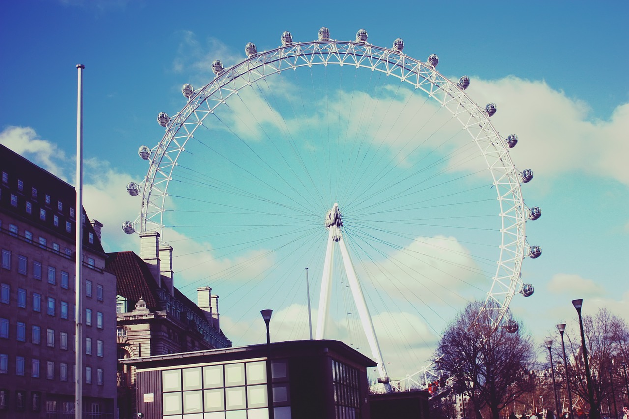 London Eye photo