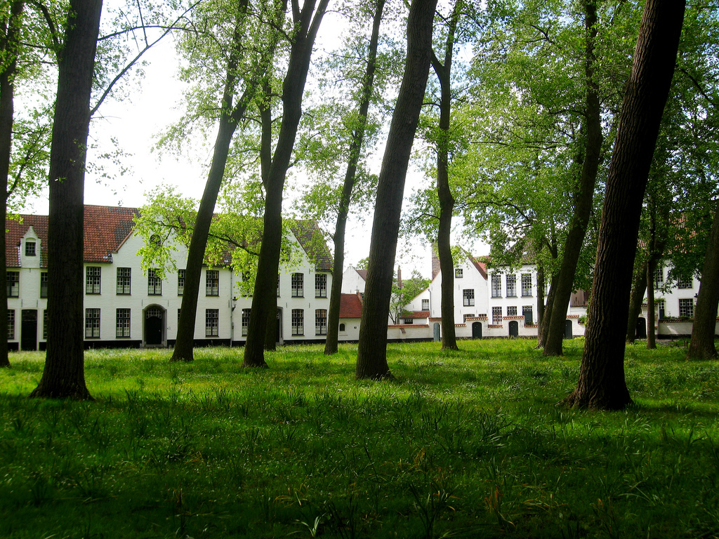 Begijnhof photo