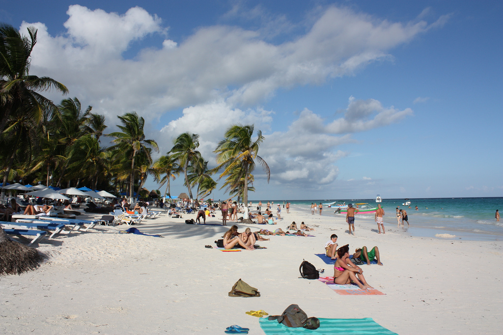 Tulum- one of the best beaches in Mexico