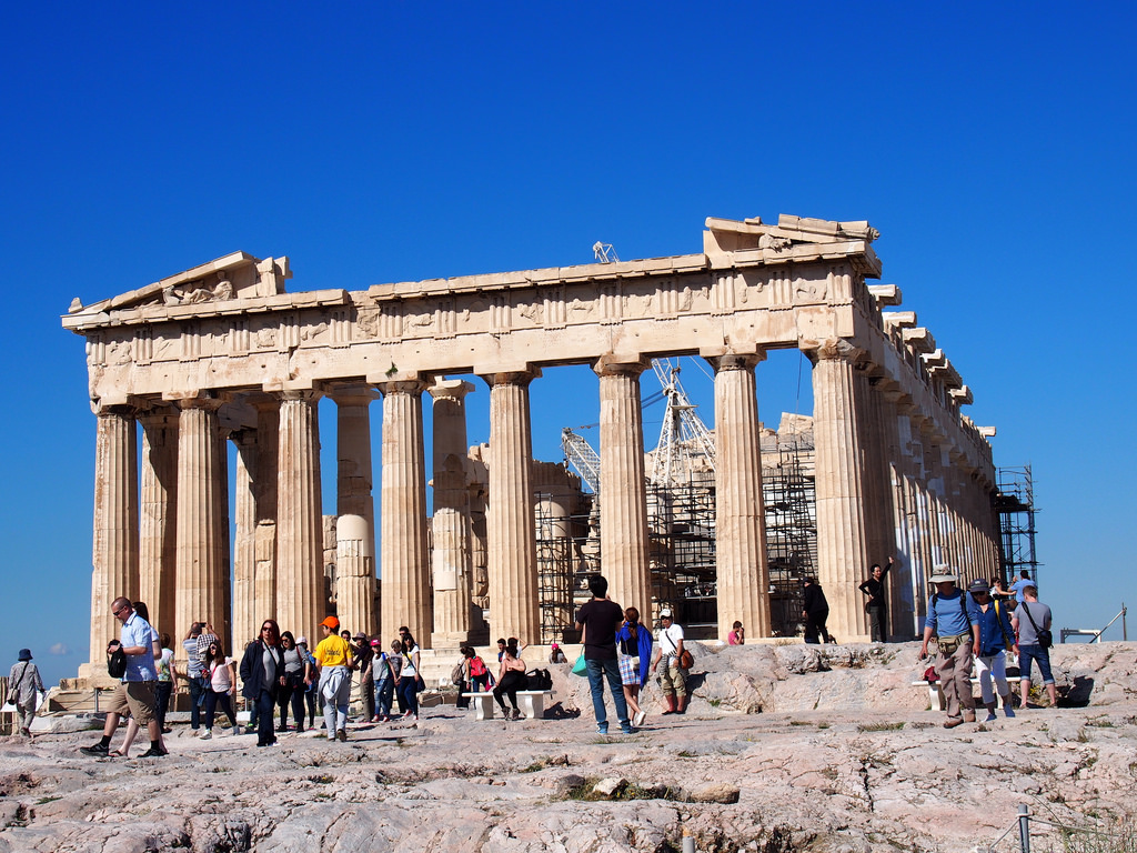 Acropolis Athens, Greek Tourist Attractions