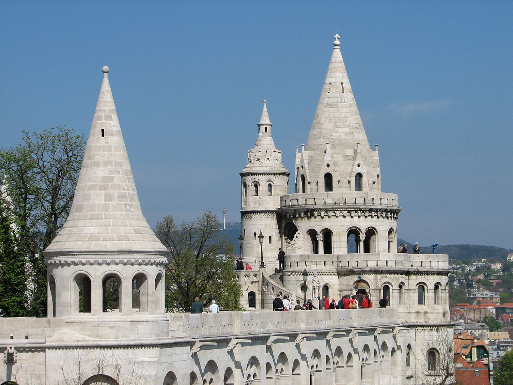 Fisherman's Bastion photo