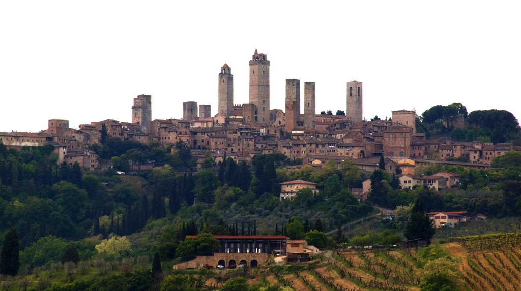 San Gimignano photo