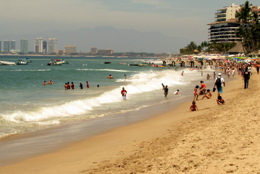 Puerto Vallarta Beach photo