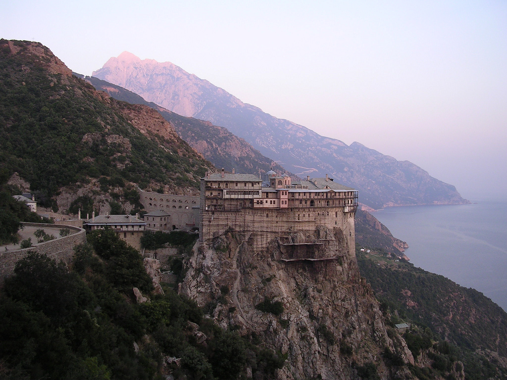 Mount Athos photo