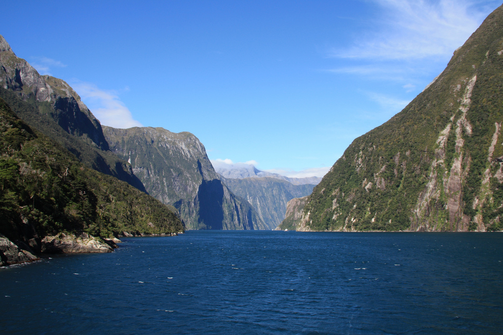 Milford Sound photo