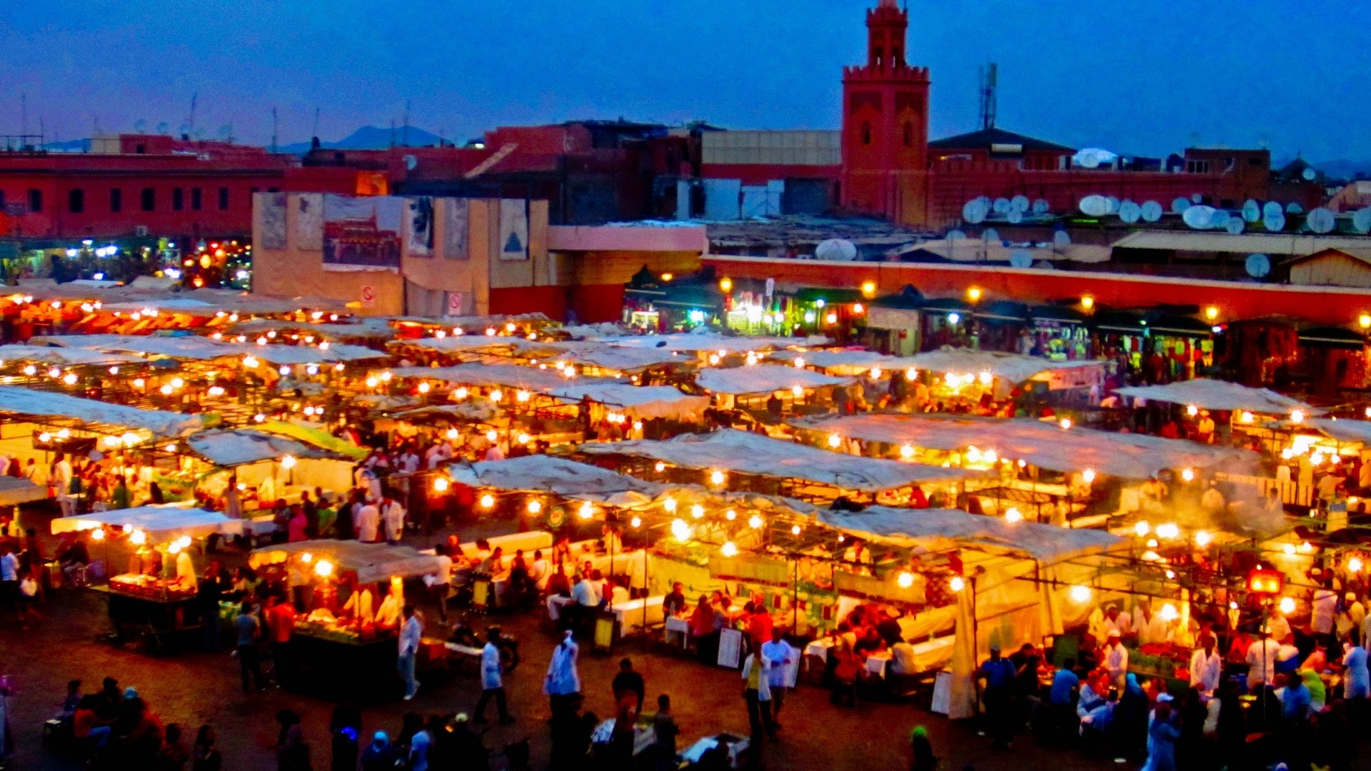 5 Great Places To Visit In Morocco Travel Pleasure