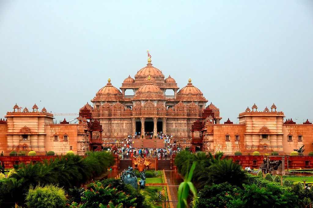 Akshardham Temple photo
