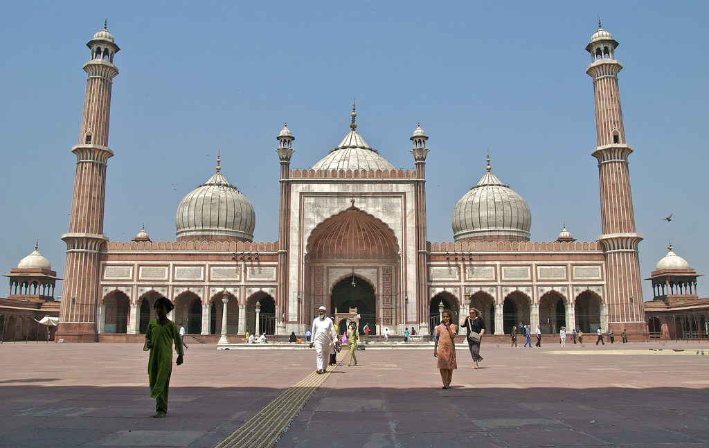 Jama Masjid photo