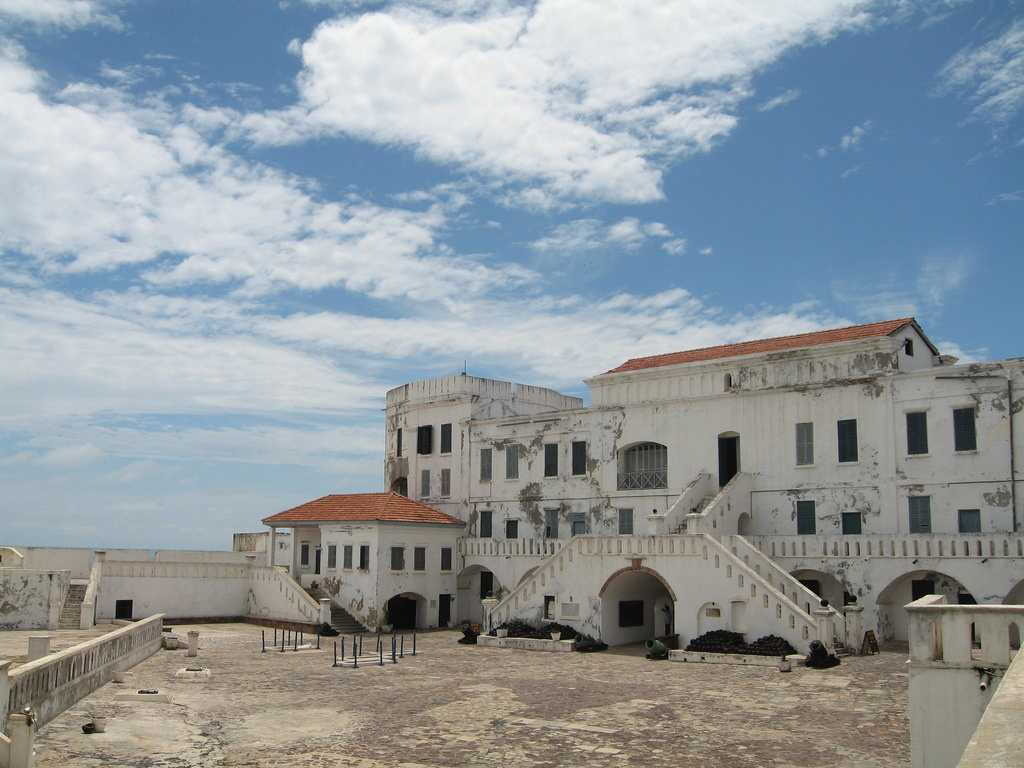 Cape Coast Castle photo