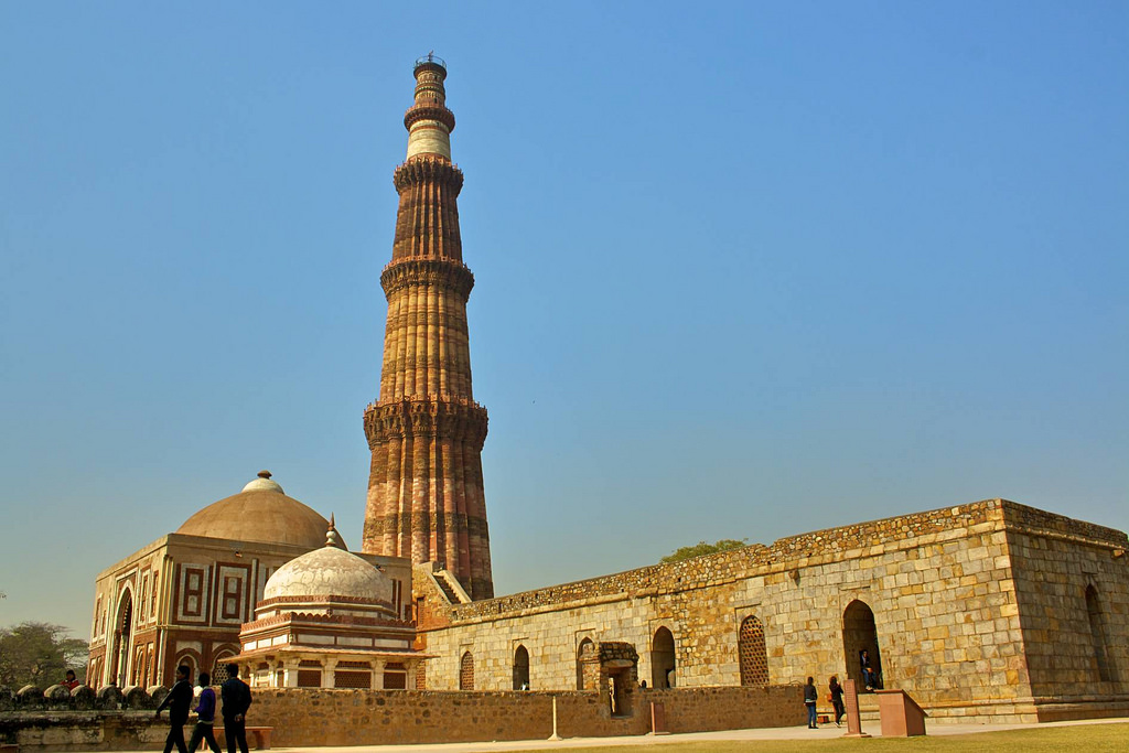Qutab Minar photo