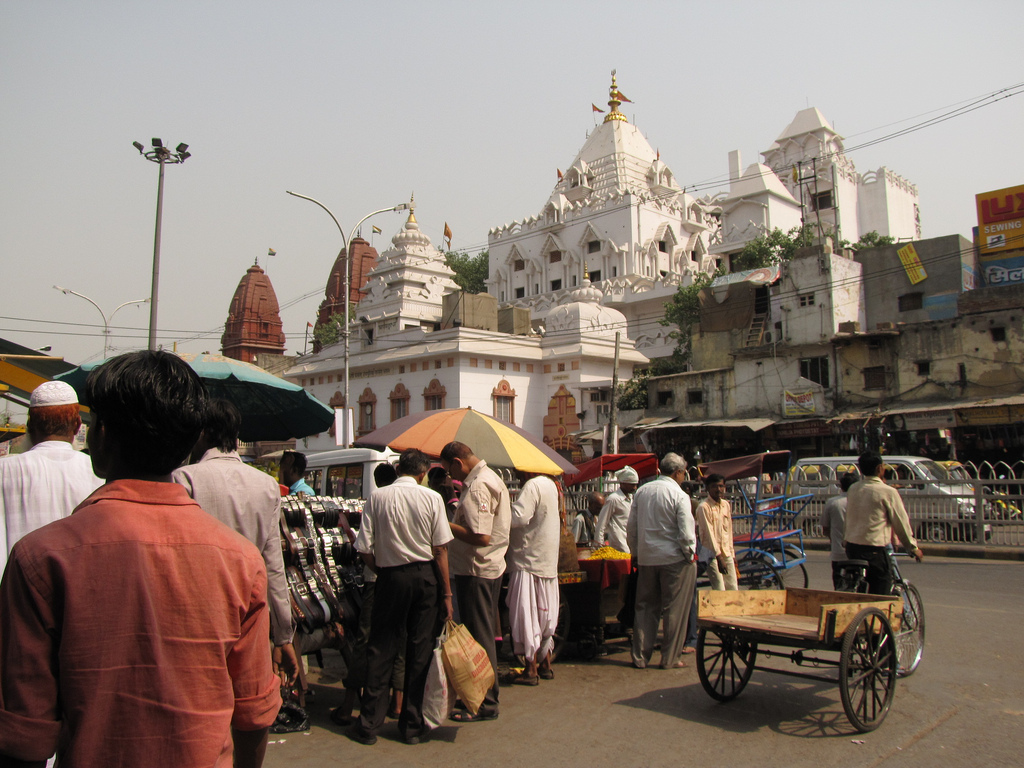 Chandni Chowk photo