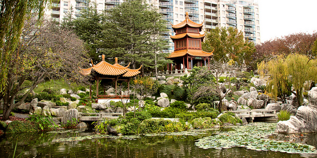 Chinese garden of friendship1- one of the best places to visit in Sydney