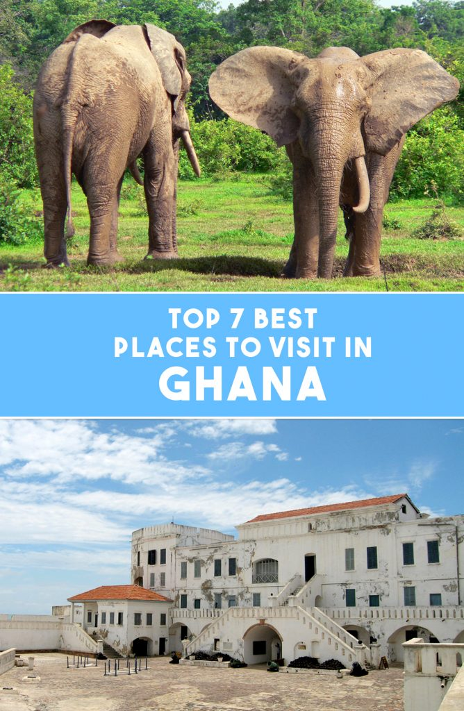7 Best Places To Visit In Ghana
