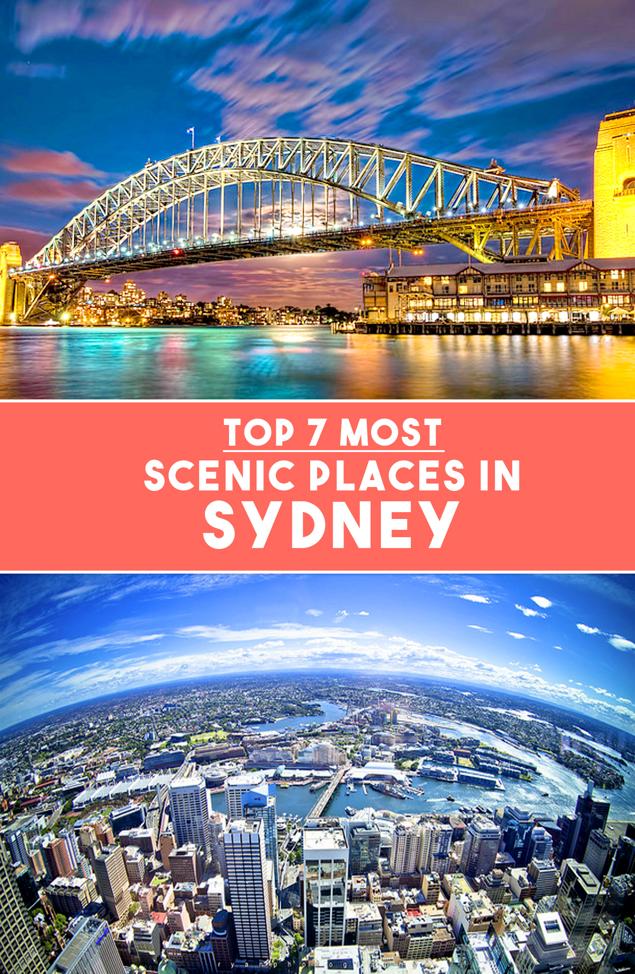 7 Most Scenic Places To Visit In Sydney