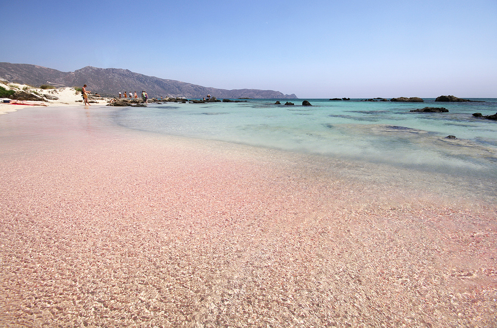 Elafonisi Beach photo