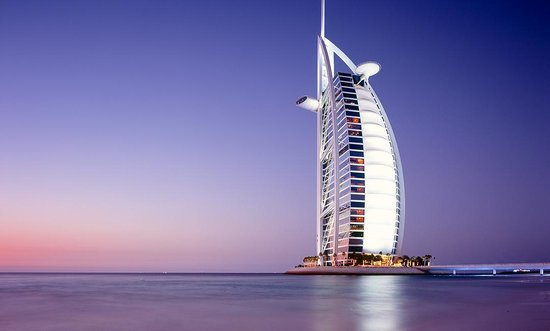 Burj Al Arab, Dubai City Tour
