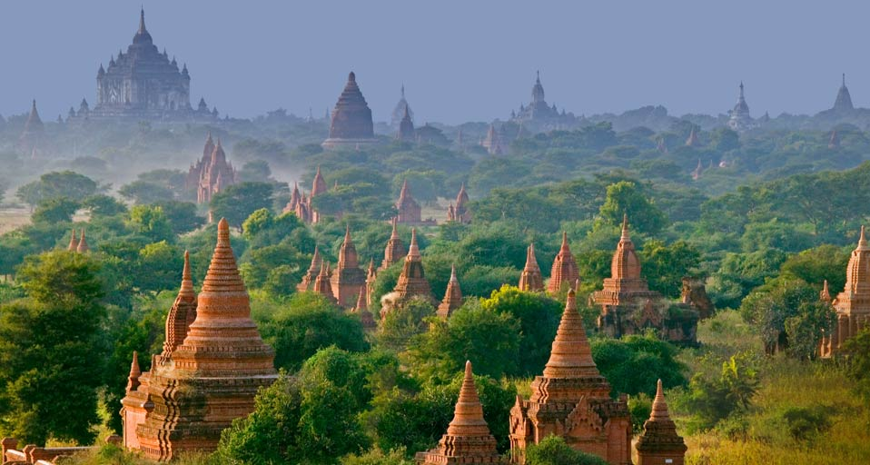 Bagan, one of the best places to visit in Asia
