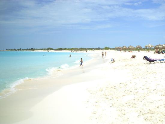 Cayo Paraiso Beach, one of the best beaches in Cuba