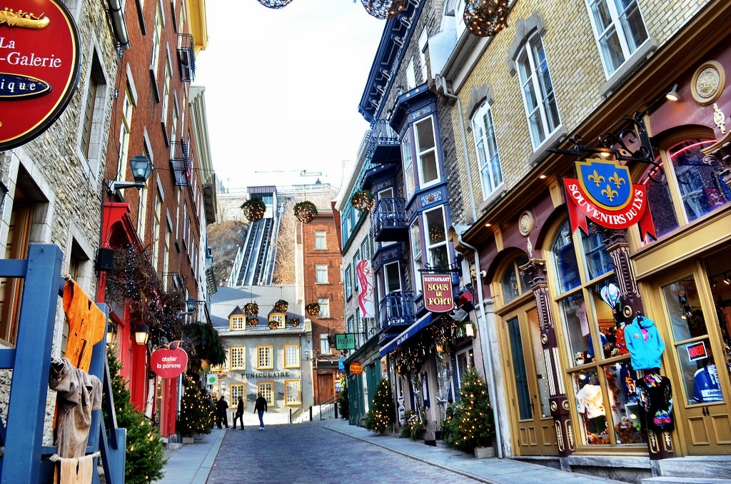 10 best places to visit in canada page 2 of 3 travel for Quebec city places to visit
