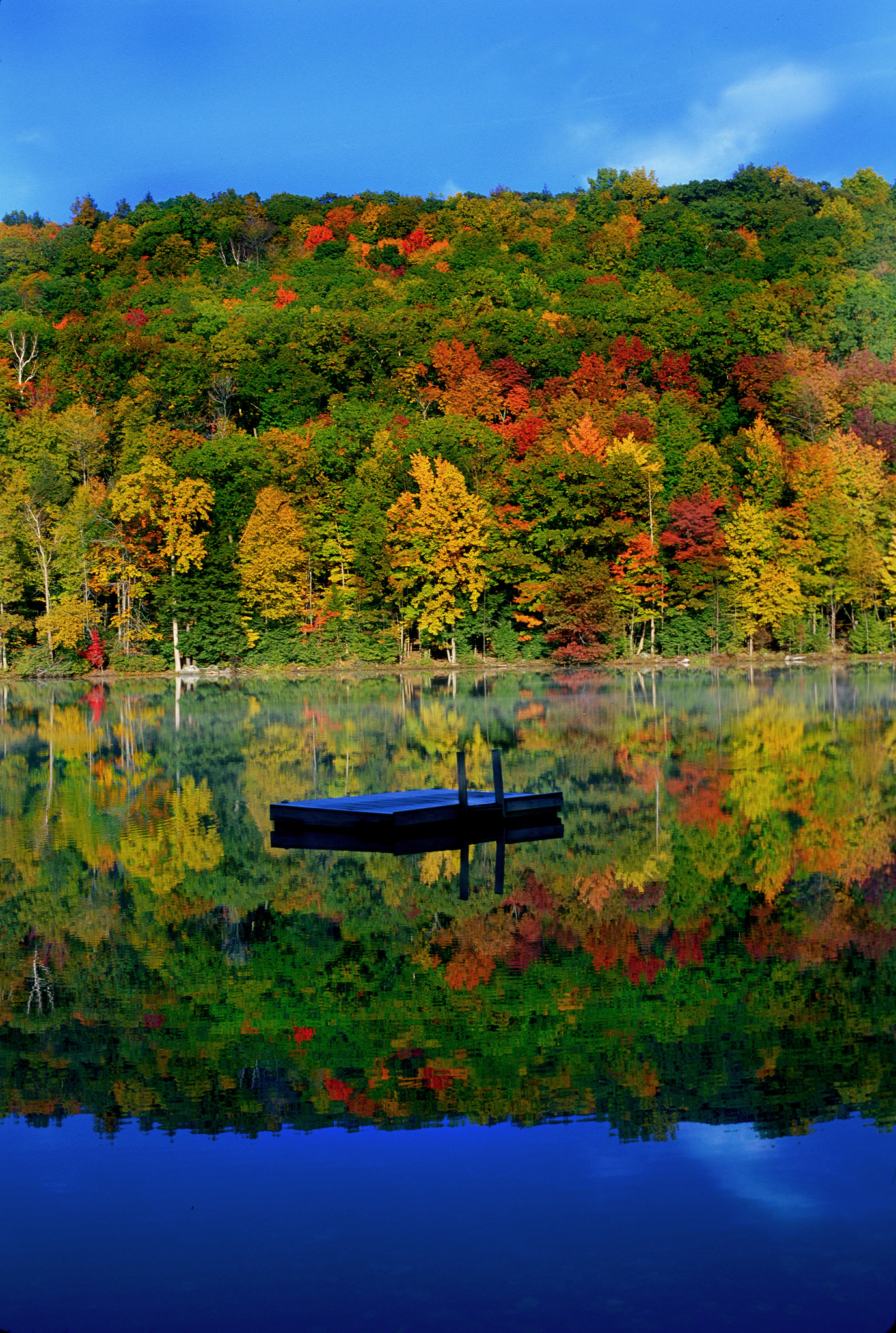 Top 10 fall foliage destinations in america travel for The berkshire