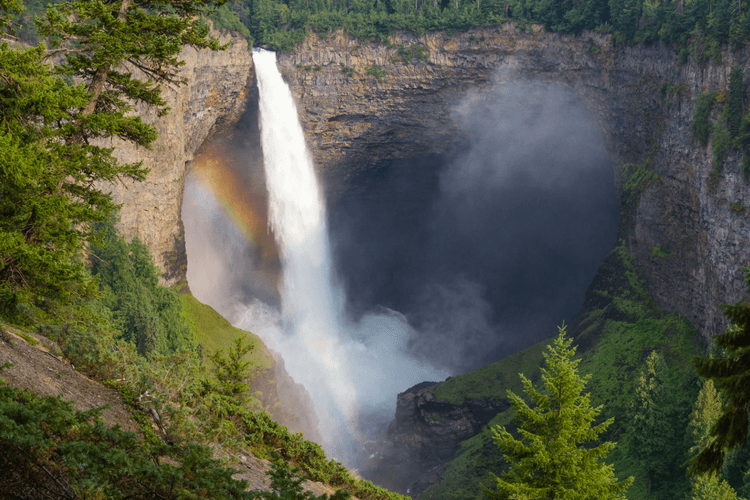 helmcken-falls-british-columbia