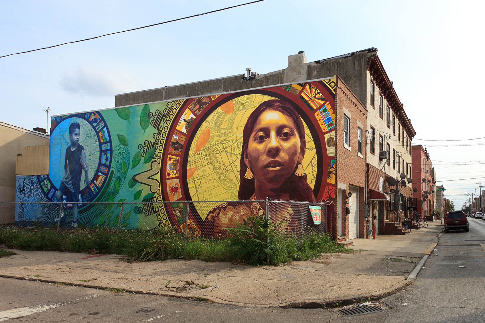Philadelphia murals and the stories they tell