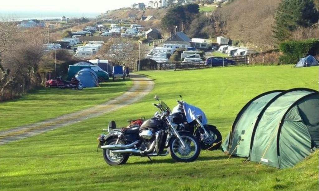 3 Best Places To Go Motorcycle Camping In The Uk Travel